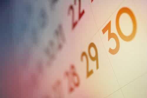 Thailand Kalender und Feiertage