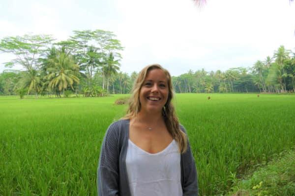 Bettina Tanner ist eine unserer Reise Experten