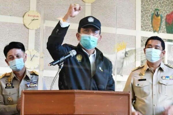 ThailandPremierminister Prayut Chan-o-cha