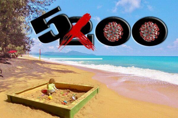 verschaerfte Regeln fuer Besuche auf Phuket, bis Ende August verlaengert