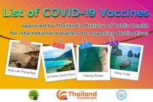 Der Covid-19 Impfleitfaden der TAT fuer Thailand