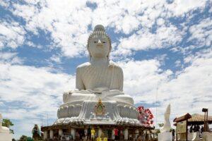 Pattaya Big Buddha, Covid-19, Corona in Thailand, Sandbox Reisen buchen