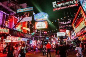 Pattaya Walking Street Nachtclubs und Bars