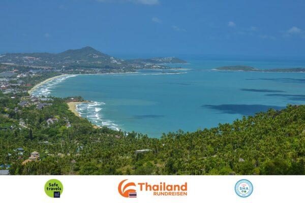 Samui Plus Programm in Zahlen, Sandbox Reisen Thailand