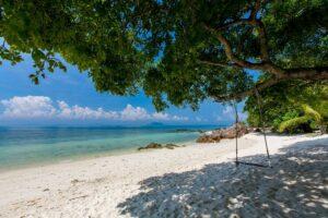 Strand beim Glow Elixir Resort, Koh Yao Yai, Phang Nga, Thailand, Phuket Sandbox Reise