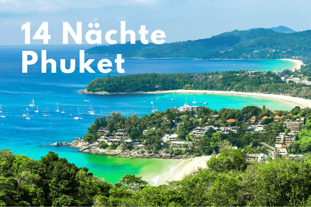 Phuket Sandbox Reise, Thailand neu entdecken